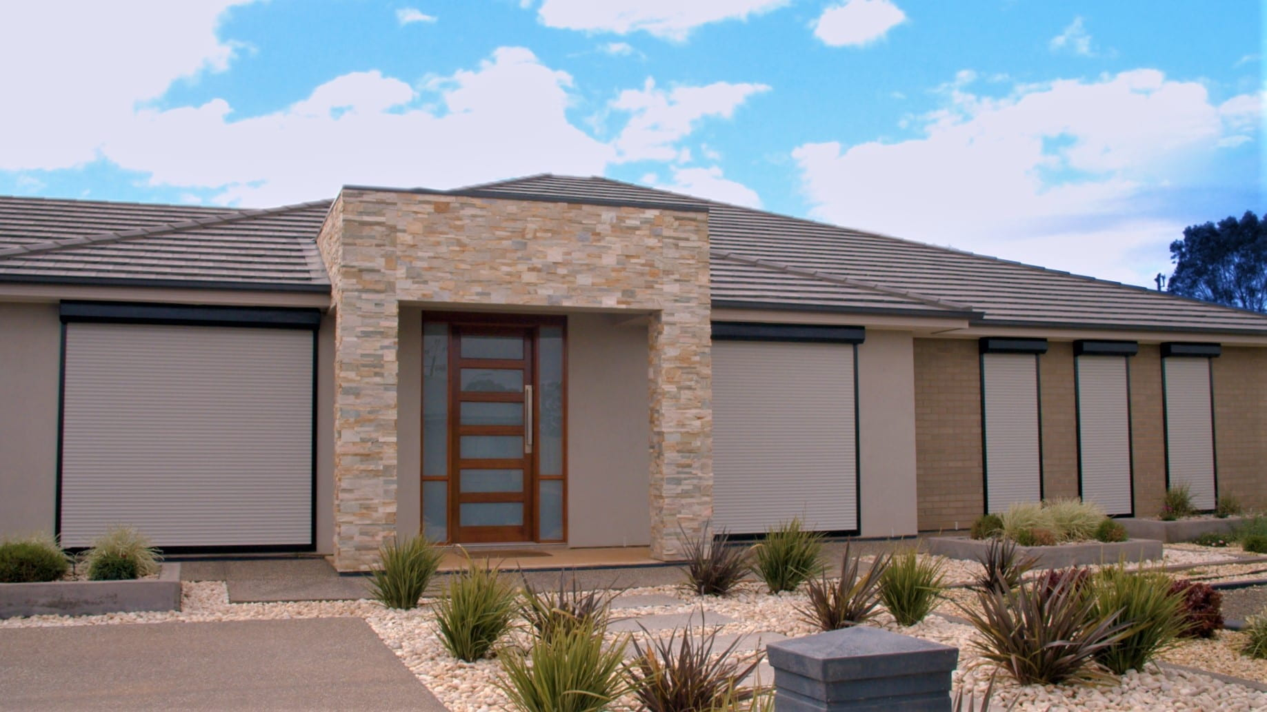 Roller Shutters are a diverse and multi functioning solution for homes in Australia