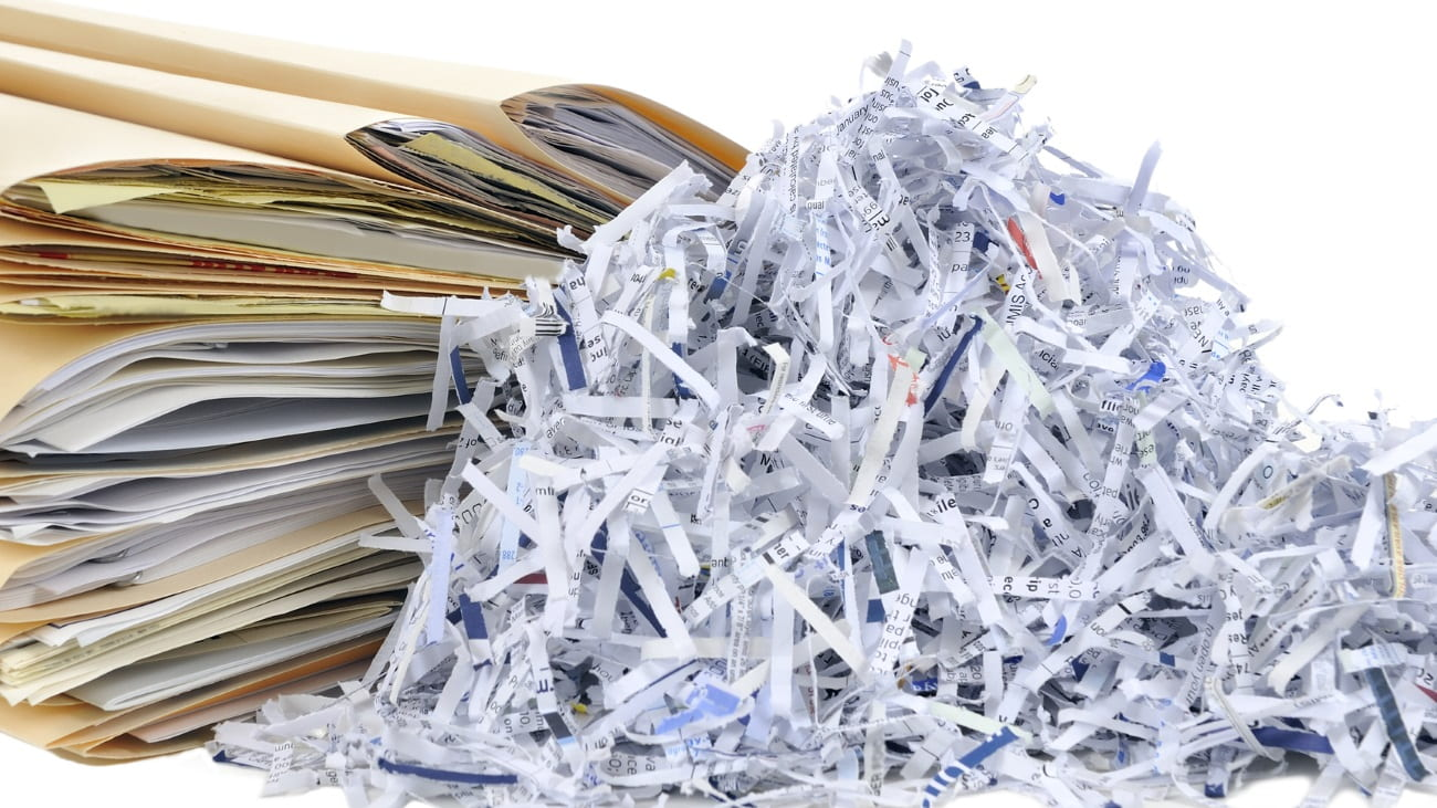5 Tips for Selecting Experts for Industrial Paper Shredding Services