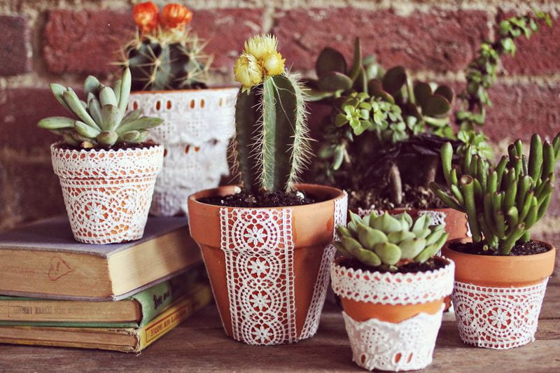 Using Planters to decorate your home or business