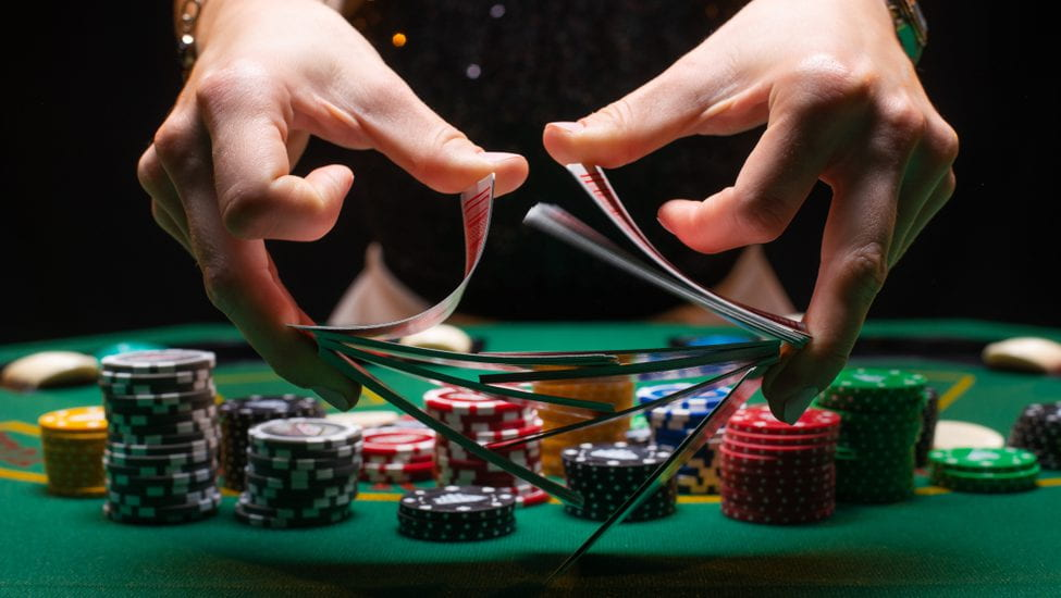 Playing the ever-popular Pokies Online