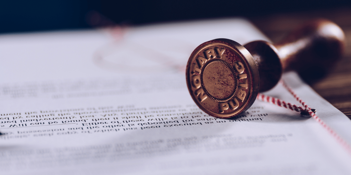 A Much Ado On Notary
