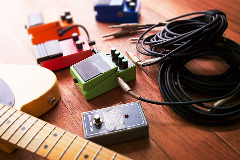 Guitar Pedal Power Supply Tips