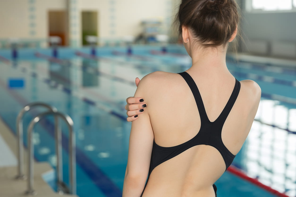 Dealing with Swimmer's Shoulder
